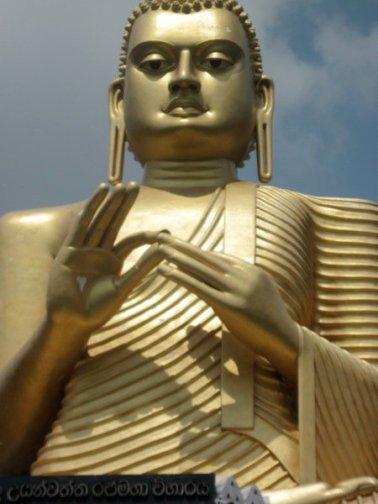 Budda. Cultural Triangle