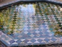 Las Dueñas Fountain