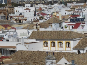 Seville from the 'Parasol'