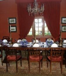 Warwick Gardens. Dining Room